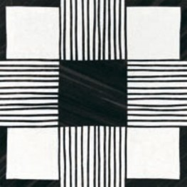 22124 CAPRICE DECO CLOTH B&W G1 (Small)